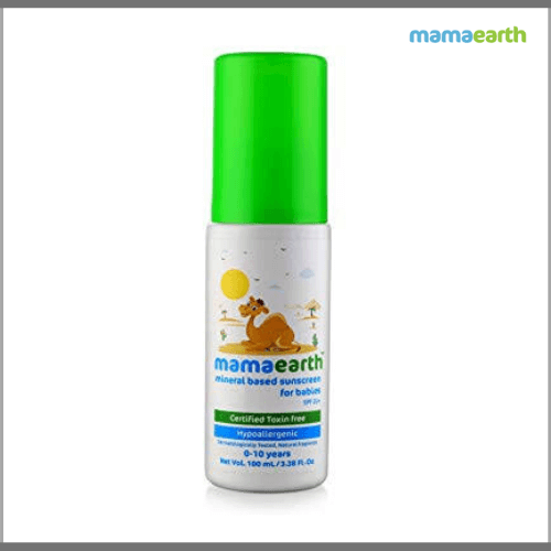 Mamaearth-Mineral-Based-Sunscreen-For-Babies