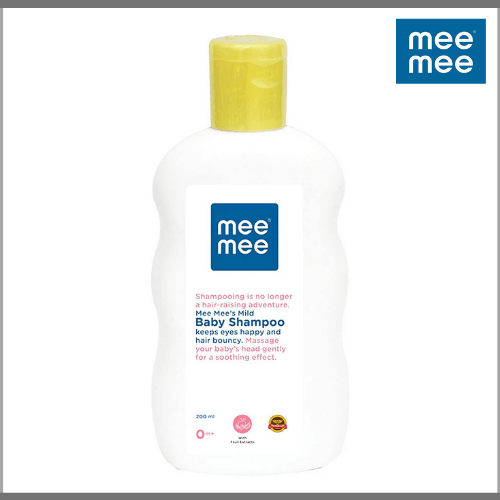 Mee-Mee-Baby-Shampoos