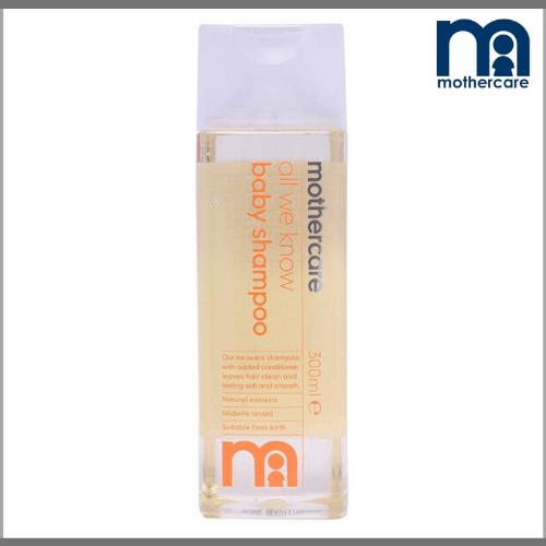 Mothercare-Shampoo