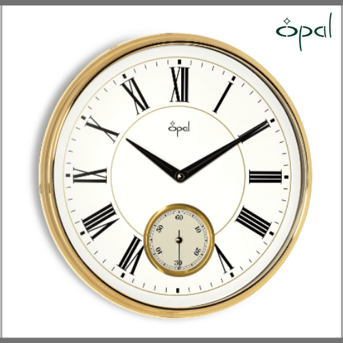 Opal-Wall-Clocks