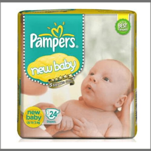 Pampers-Active-Baby-New-Born-Size-Diapers