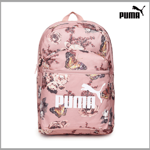 Puma-Women-Pink-Graphic-Backpack