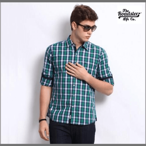 Roadster-Casual-Shirts