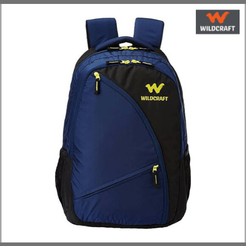 Wildcraft-Turnaround-Polyester-27-Ltrs-Blue-Laptop-Backpack