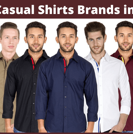 best-casual-shirts-brands-in-india